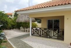 Terrasse und Palapa C